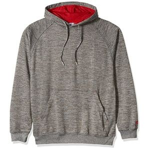 3XL Russell Athletic Pullover Hoodie, Charcoal